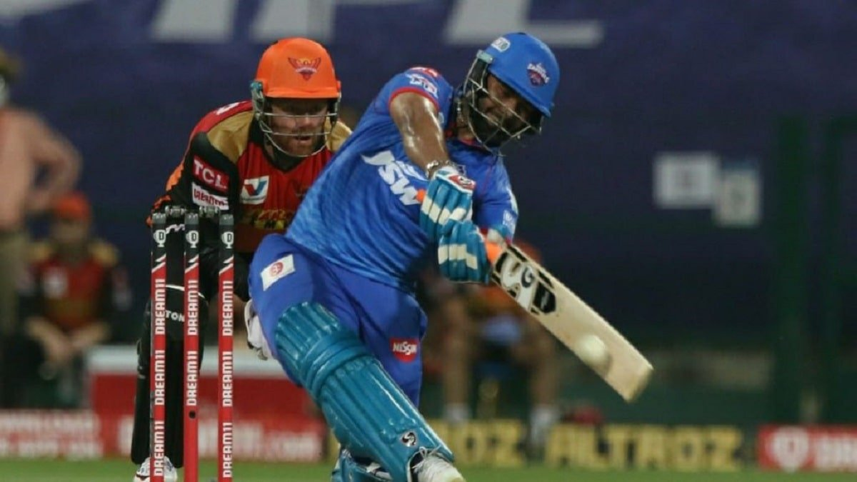 IPL 2020: Hamstring Injury forces Rishabh Pant to miss couple of matches