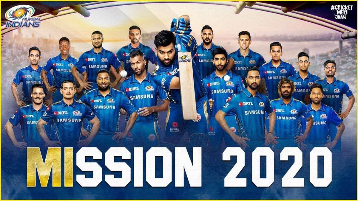 IPL 2020: Mumbai Indians the most successful team of Indian Premier League!