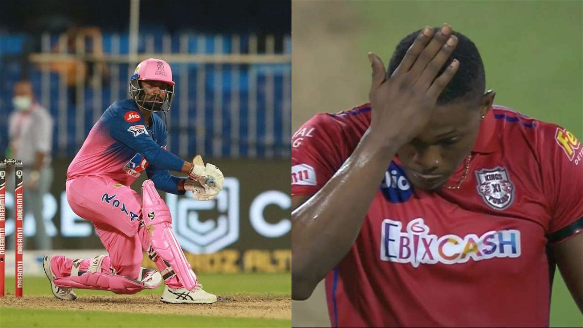 IPL 2020: Rahul Tewatia played a blinder of a knock as RR chase down the highest total in IPL history