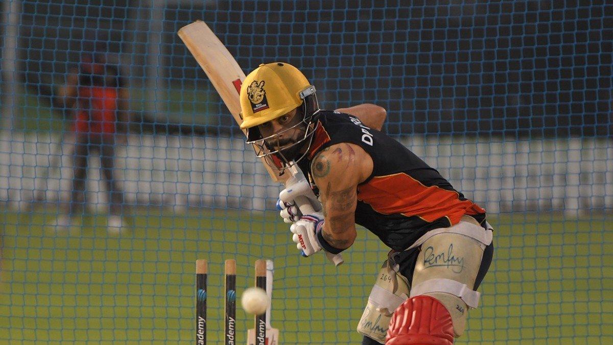 IPL 2020 RCB vs KXIP: Skipper Virat Kohli preparing himself ahead of tonight's clash