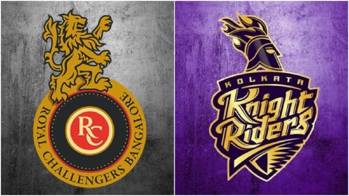 IPL 2020 RCB vs KKR Head to Head: Kolkata Knight Riders hold the upper hand