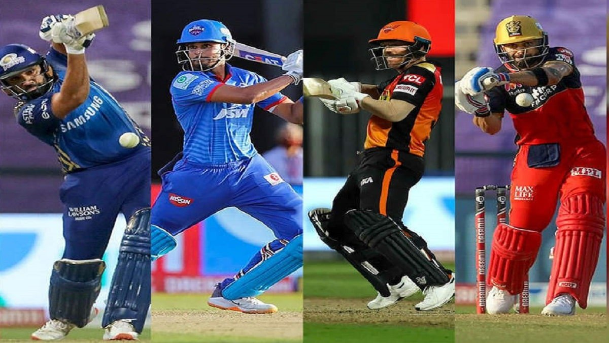 IPL 2020: The four IPL semi-finalists are - MI, DC, RCB and SRH, Mumbai will play with Delhi in Qualifier 1 tomorrow