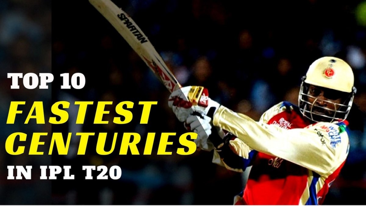 IPL Fastest 100 Players List: Quickest Centuries in Indian Premier League History