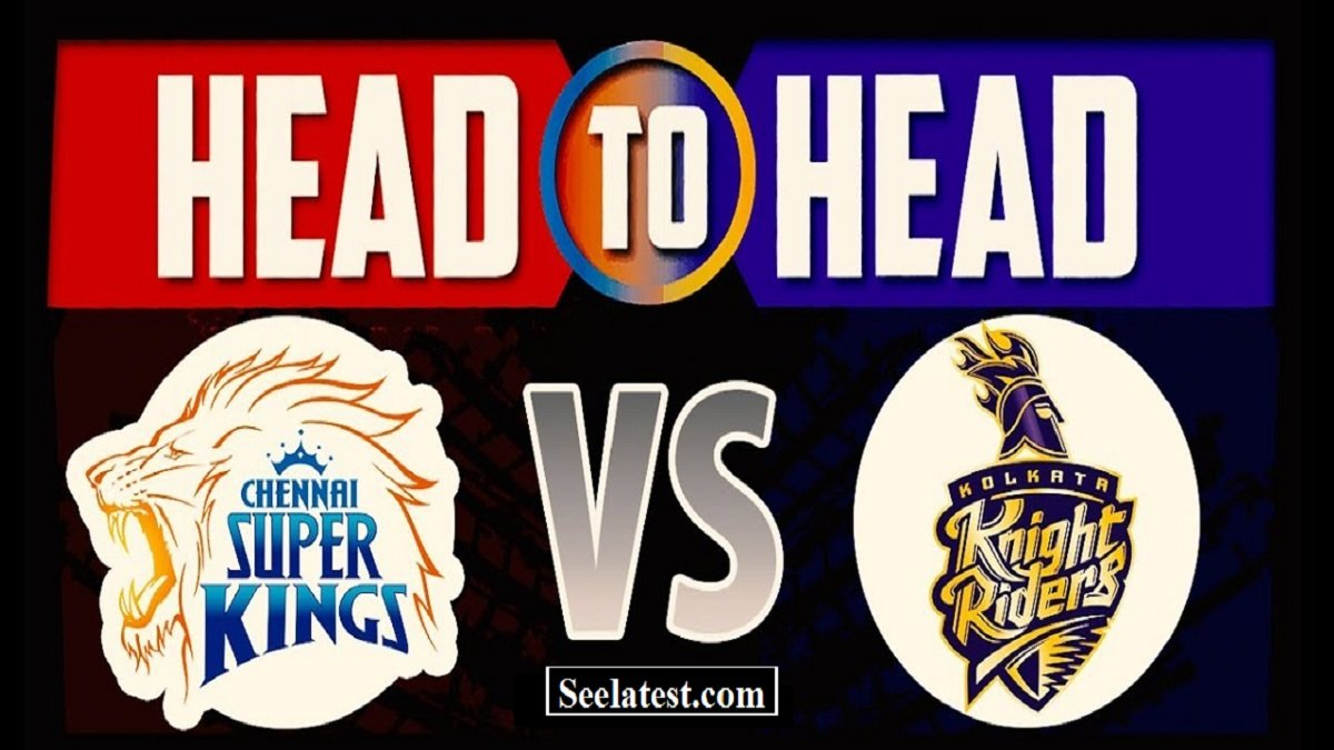 KKR vs CSK Head to Head Overall: Stats, Results, Records in IPL history