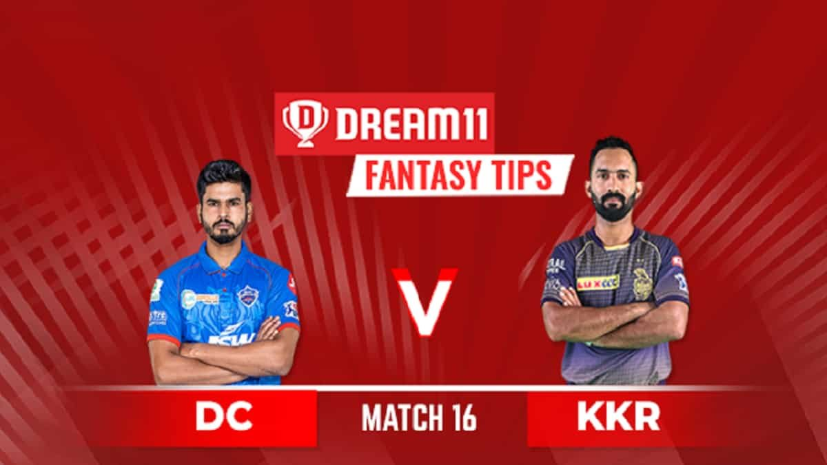 KKR vs DC Dream11 Prediction: Best Fantasy Tips for today's marquee encounter
