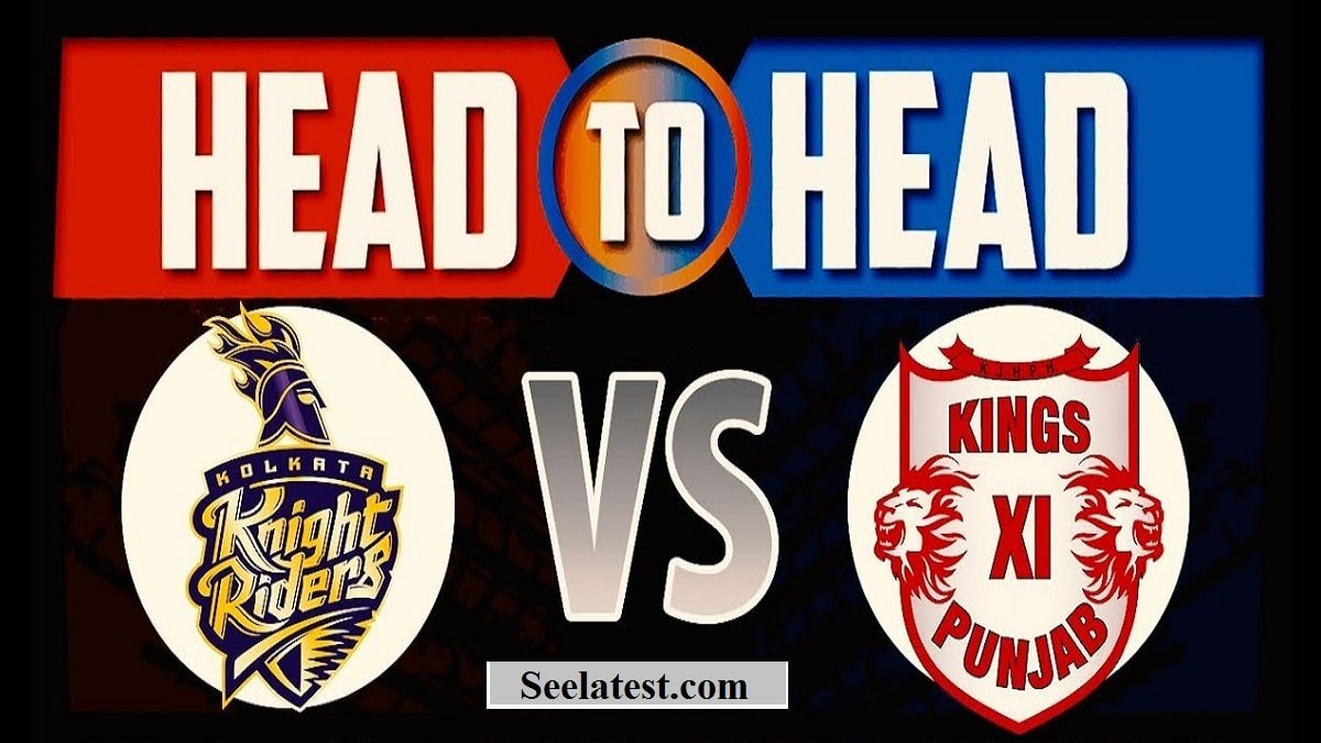 KKR vs KXIP Head To Head overall: Stats, Results, Records in IPL history
