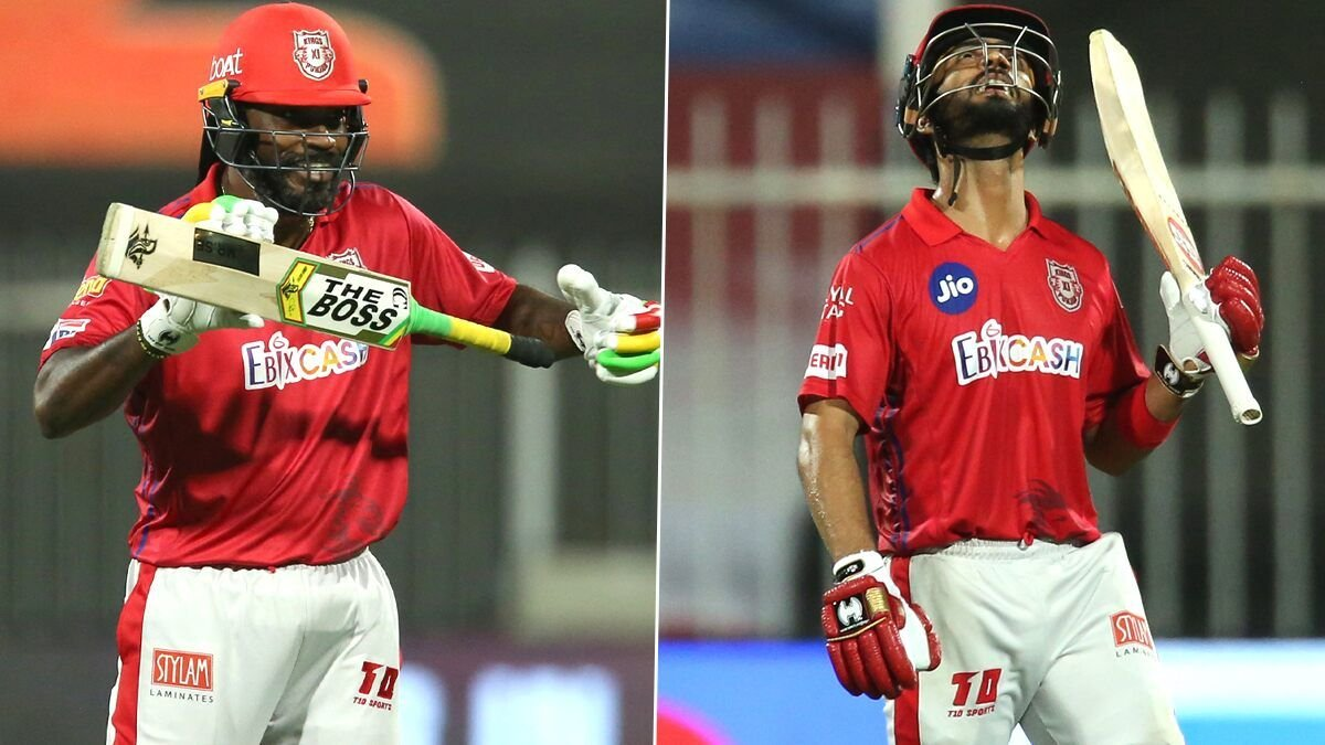 KKR vs KXIP Highlights: Gayle and Mandeep Singh'sfifties guideKings XI to claim 8-wickets win over Knight Riders
