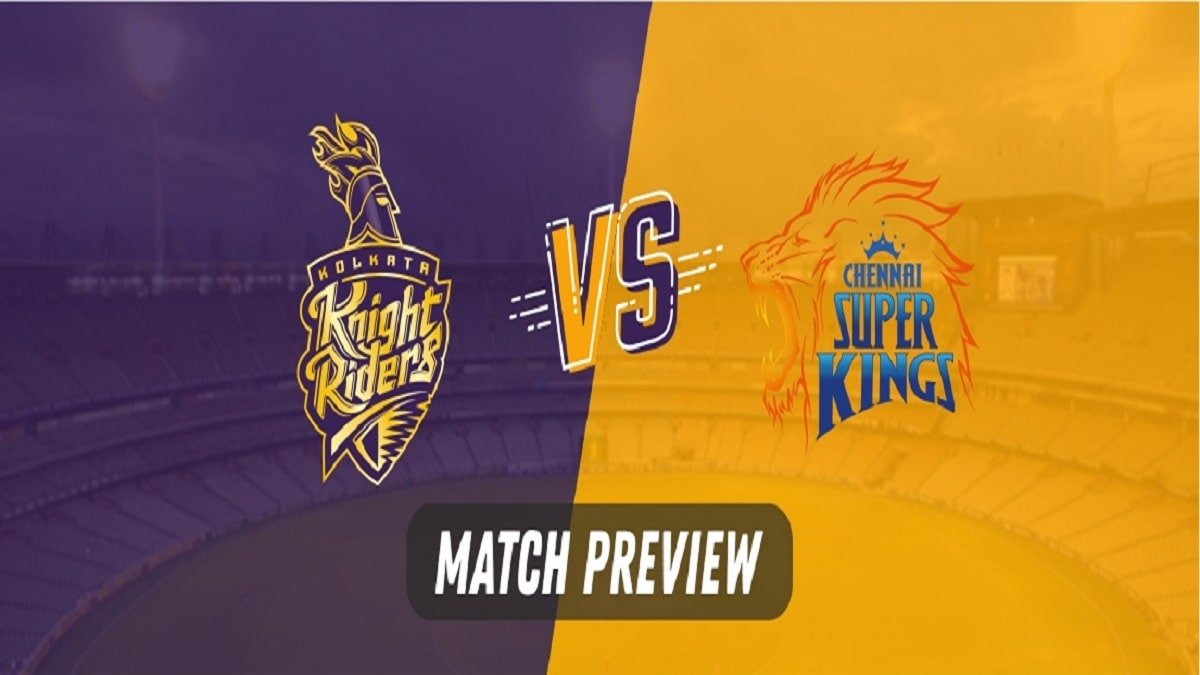 KKR vs CSK: Venue, Match Prediction, Probable 11, Pitch Report and Where to watch, Match 21