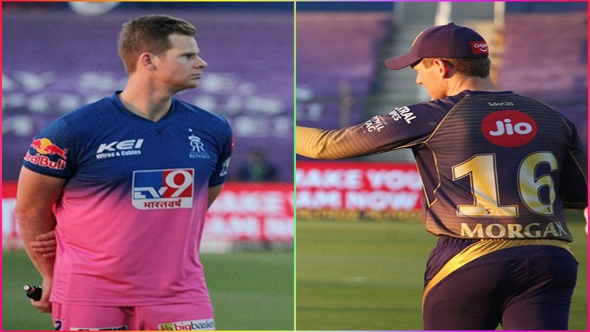 KKR vs RR Playing 11: Can Eoin Morgan throw his last dice on Andre Russell in a 'DO or DIE' match?
