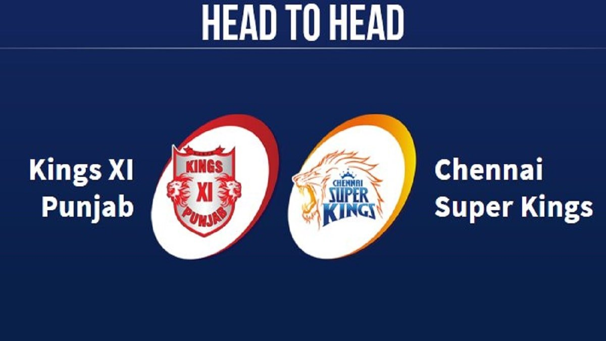 KXIP vs CSK Head to Head: Chennai Super Kings ahead of Kings XI Punjab in H2H Record and Stats