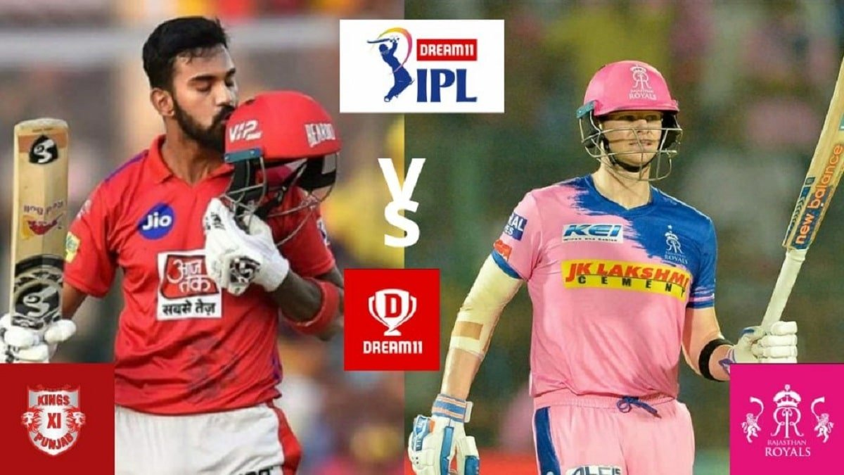 KXIP vs RR Dream11 Prediction: Best Fantasy Cricket Tips and Hints for Today's IPL Match 50
