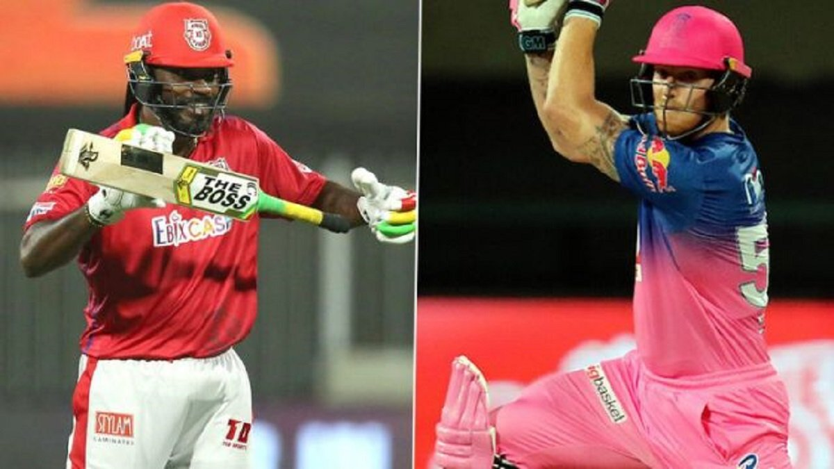 KXIP vs RR Match Highlights: Stokes and Samson overshadowed Gayle' storm as Rajasthan Royals beat Kings XI