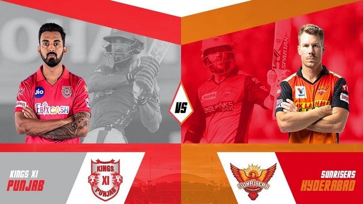 KXIP vs SRH Dream11 Prediction: Fantasy cricket tips for today's IPL Match b/w Kings XI & Sunrisers