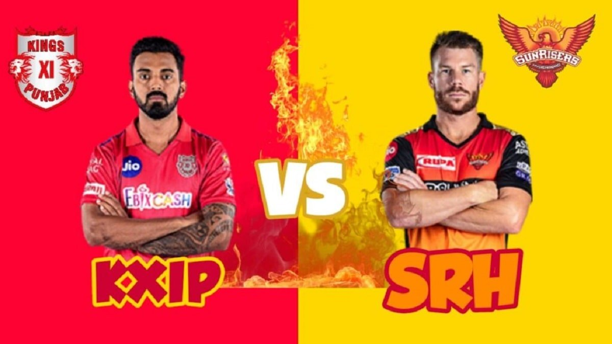 KXIP vs SRH Playing 11: Both teams will go with their same winning lineup for today's El-Clasico