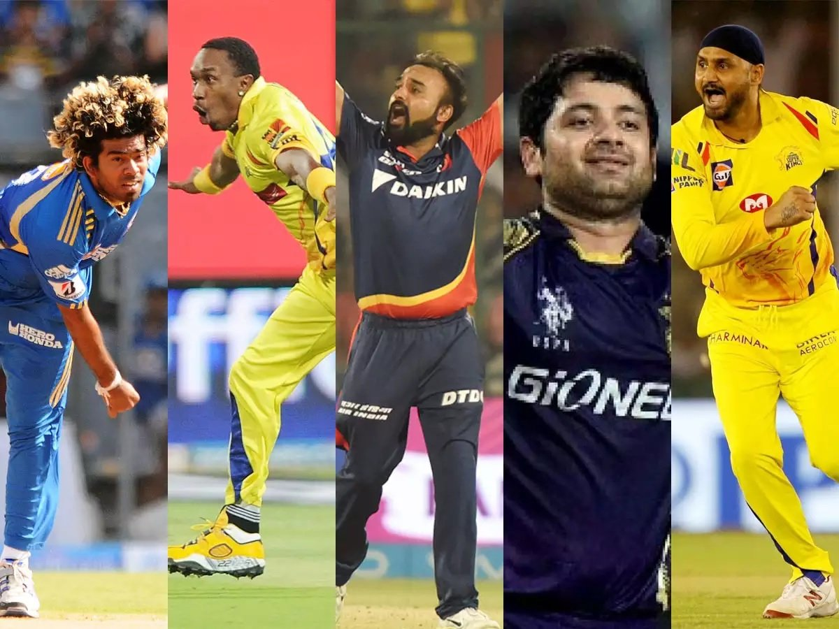 List of top 10 highest wicket takers in IPL History