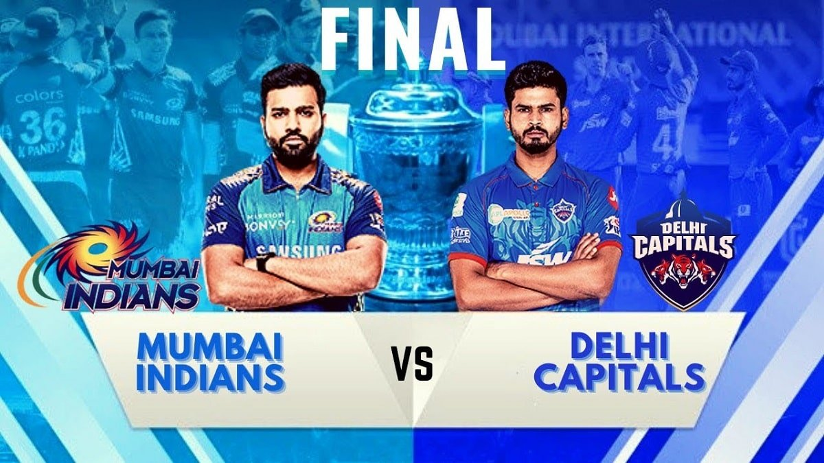 MI vs DC IPL 2020 Final Preview: 1st & 2nd Spot Finisher, Double-blues to play the IPL 2020 Final tonight
