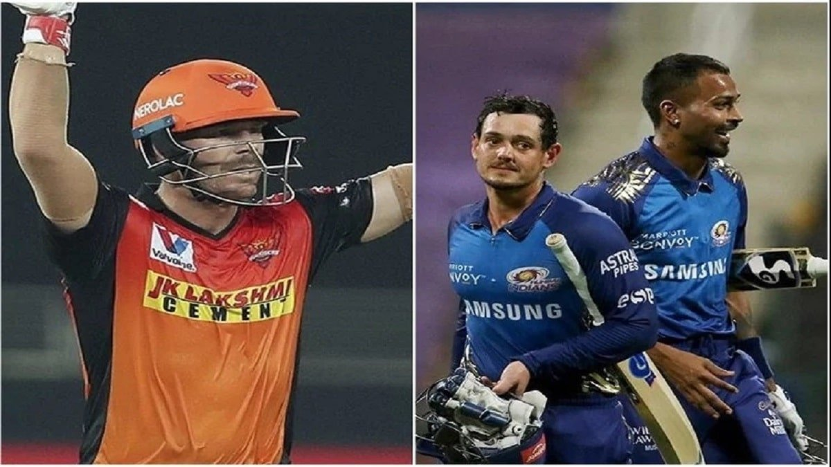 MI vs SRH Playing XI Updates: Mumbai might give rest to some senior players, Sunrisers can go unchanged