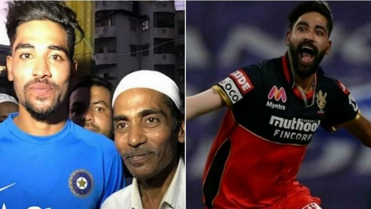 Mohammed Siraj's father passed away in Hyderabad, couldn't return to pay last rites