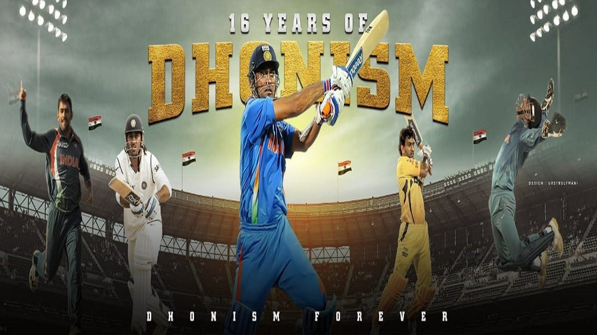MS Dhoni's Glorious 16 Years of Cricket, Memorable  2011 World Cup-winning hogs the limelight
