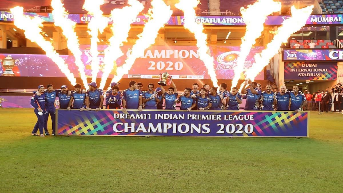 IPL 2020: Mumbai Indians downed Delhi Capitals in Final to clinch record-extending fifth IPL title