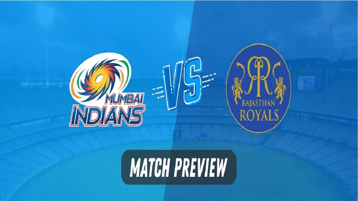MI vs RR: Match Prediction, Venue, Probable 11, Pitch Report, Broadcasting and Live Streaming details, Match 20