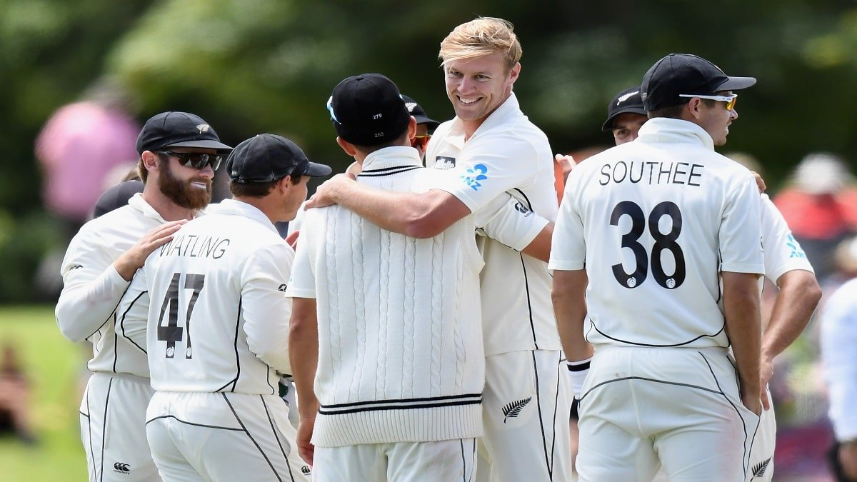 New Zealand becomes No.1 in Test Team Rankings, closed the gap with Australia and India in WTC Rankings