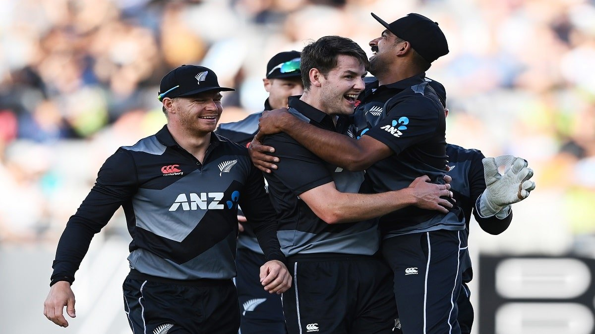 NZ vs PAK 1st T20 Highlights: Kiwis hammers Pakistan by five wickets, takes 1-0 lead in the series