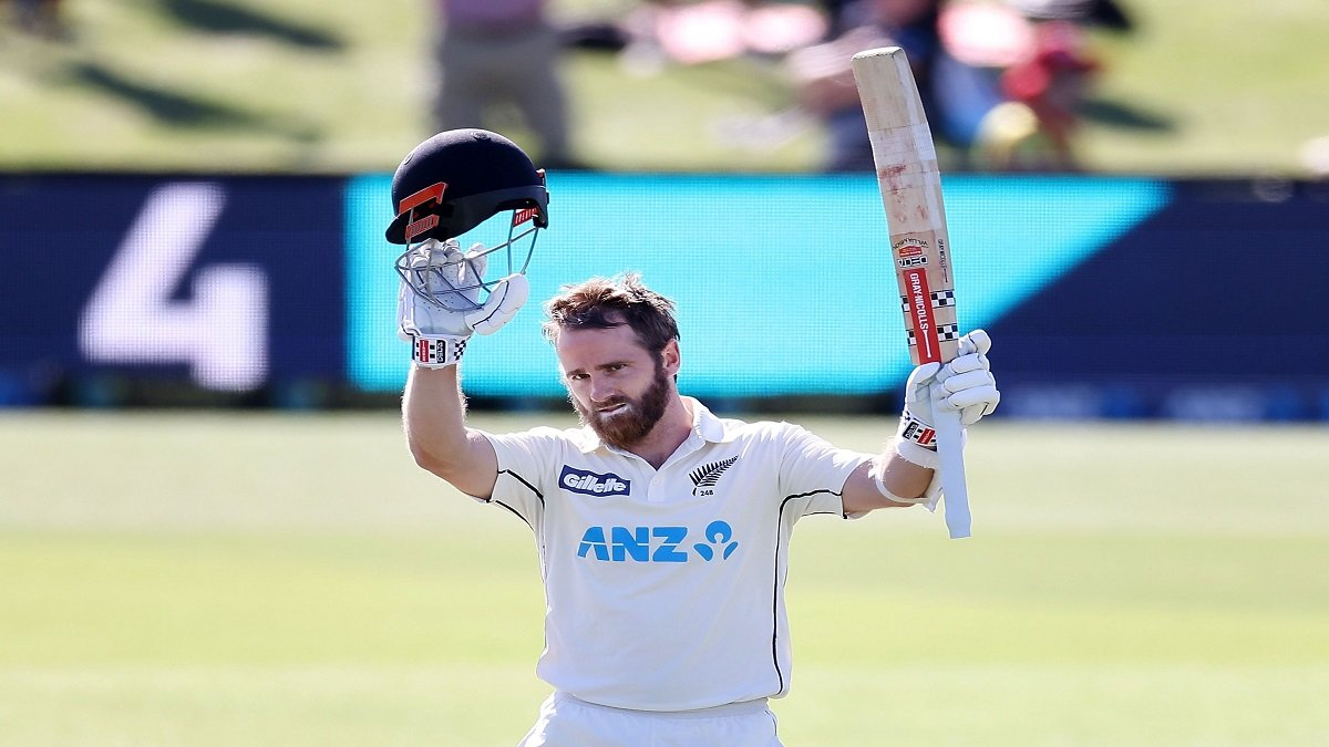 NZ vs PAK 2nd Test: Kane Williamson becomes first Centurion of Year 2021