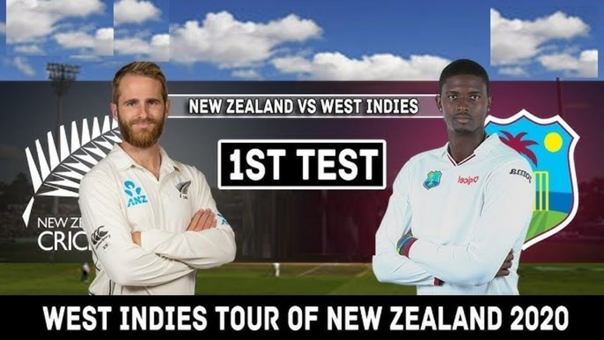 NZ vs WI 1st Test Match, Day 1 Highlights: Williamson and Latham set the tone as Kiwis finishes on high