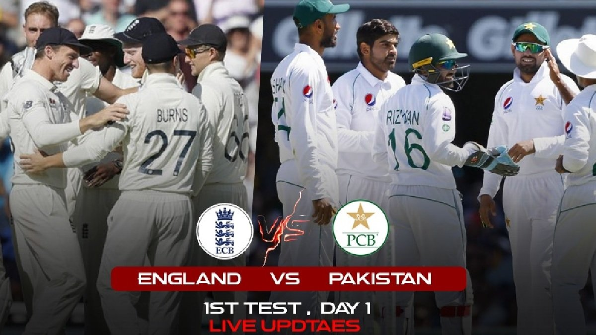 Pakistan & England announces its squad for the upcoming three match test series