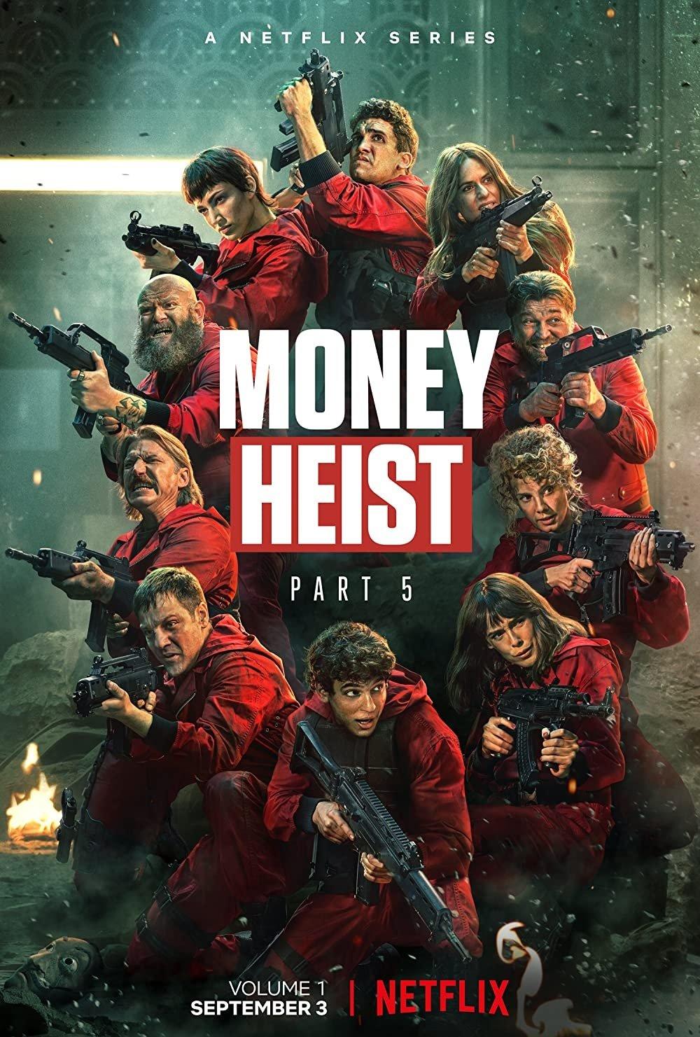 Money Heist: Part 5 Vol. 1