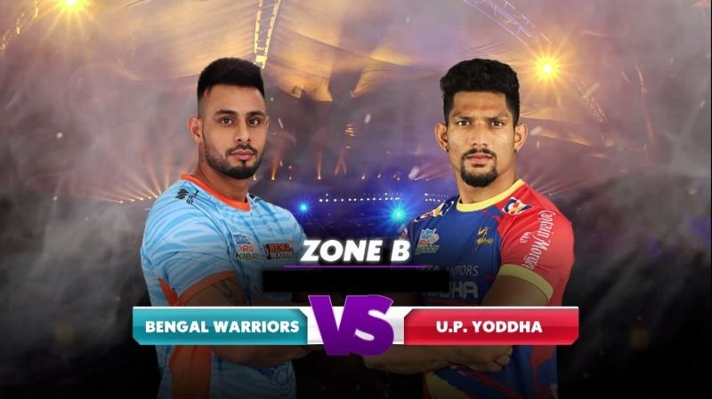 Pro Kabaddi League Match Preview: UP Yodha will take on Bengal Warriors in their opening match