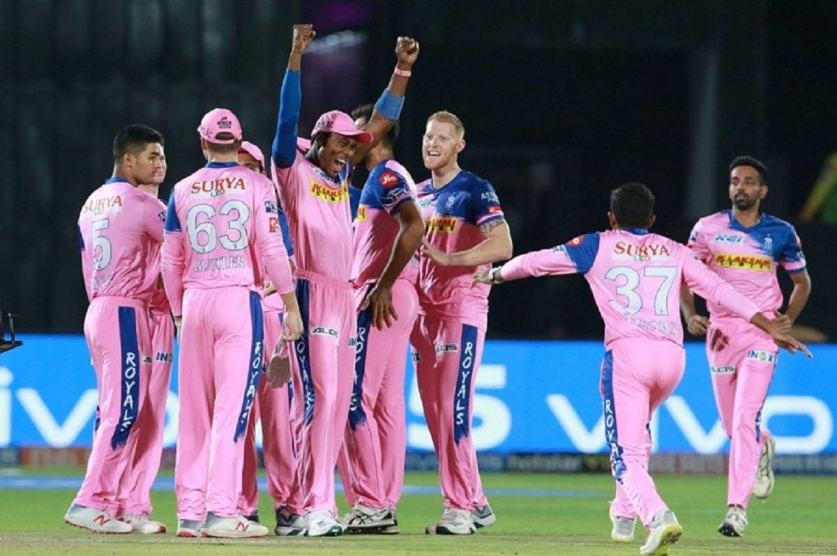 IPL 2020: Rajasthan Royals Full Schedule and Results
