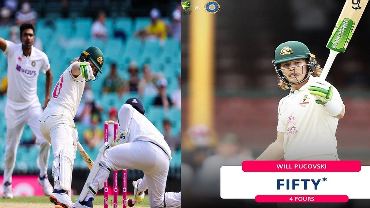 Rishabh Pant gets trolled on social media for dropping Debutant Will Pucovski Twice in Sydney Test