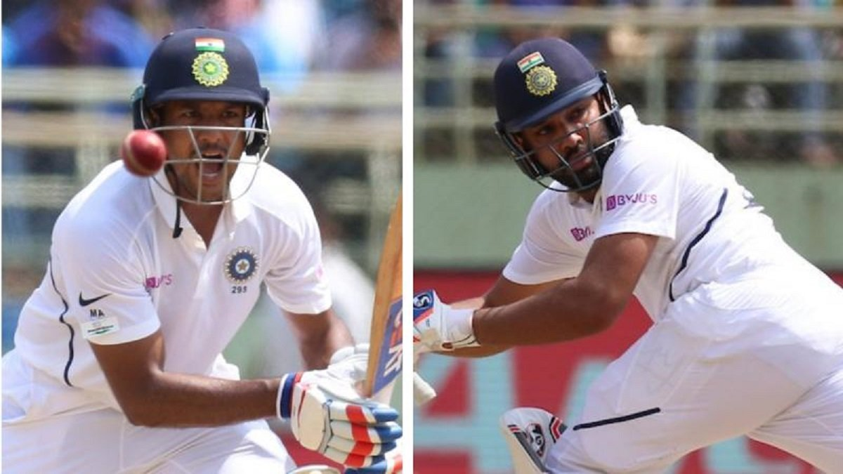 Rohit Sharma could swap places with Agarwal for 3rd Test, set to join Team India on Wednesday