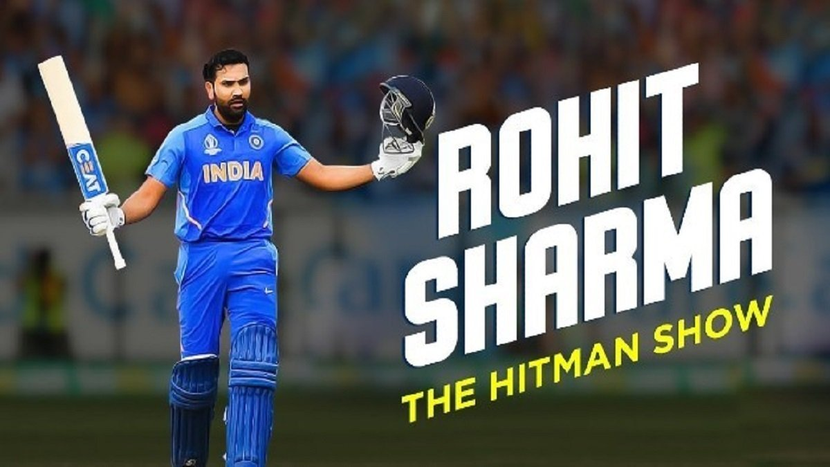 Rohit Sharma ends the 8th consecutive year with 50+ average