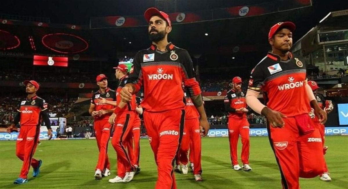 IPL 2020: Royal Challengers Bangalore full match list and Results