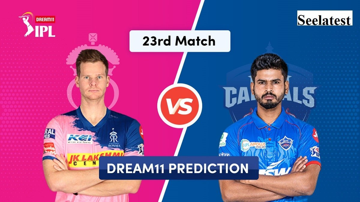 RR vs DC Dream11 Prediction: 3 Players who should be in your Fantasy Team as a Captain & Vice-captain