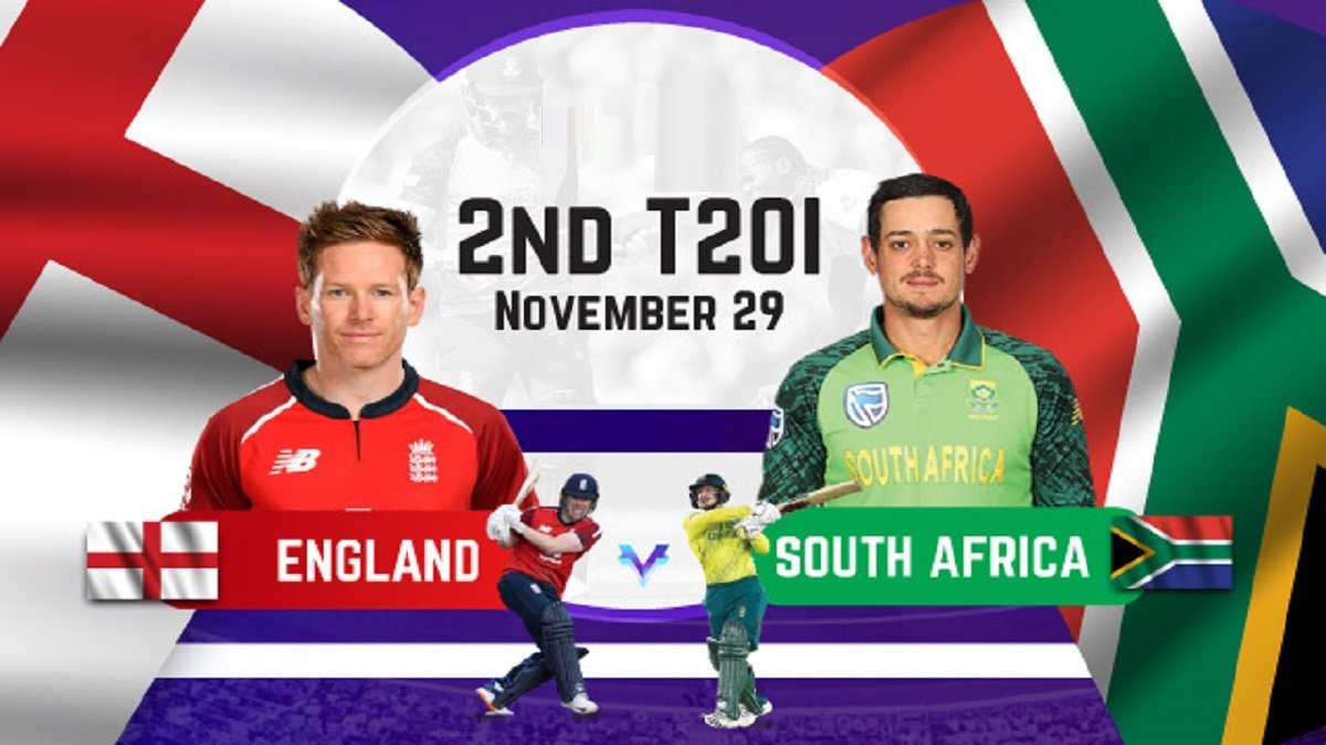RSA vs ENG 2nd T20I Preview: Pitch report, Playing 11, Injury update and Live streaming details