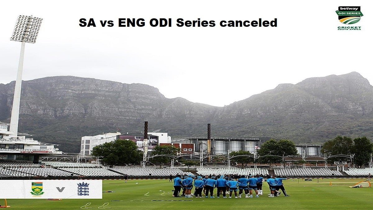 RSA vs ENG ODI Series: South Africa-England bilateral series canceled due to COVID-19 havoc