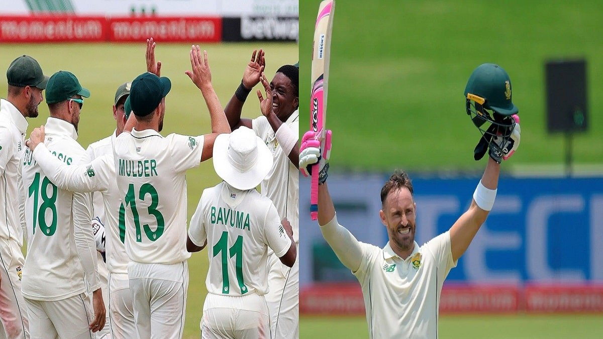 SA vs SL 1st Test Highlights: South Africa wins by an inning and 45 runs to take 1-0 lead