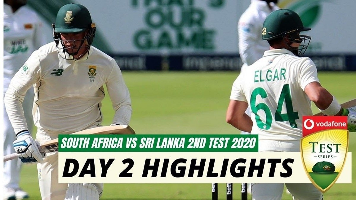 SA vs SL 2nd Test Highlights: Sri Lanka taking control after Proteas collapsed badly on Day 2