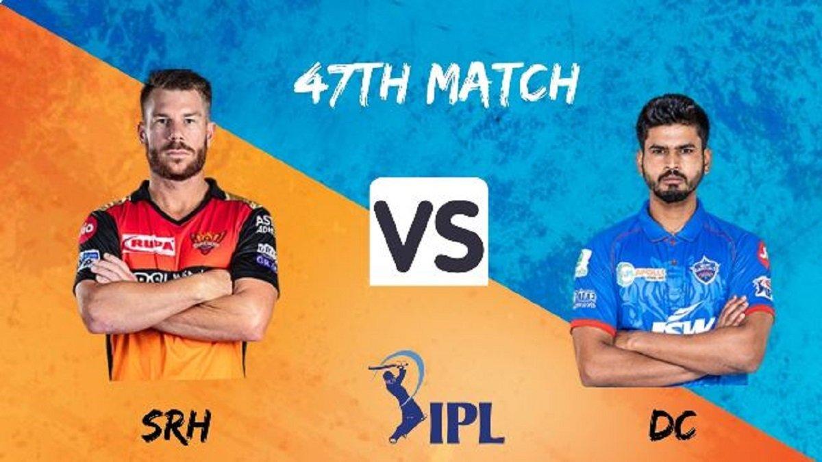 SRH vs DC Dream11 Prediction: Fantasy Cricket Tips for today's IPL Match b/w Sunrisers & Delhi Capitals