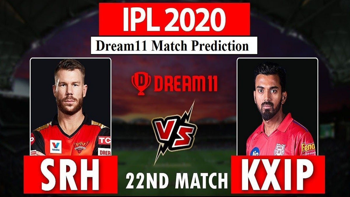 SRH vs KXIP Dream11 Prediction: Fantasy Cricket Tips for bottom-placed match between Sunrisers and Kings XI Punjab