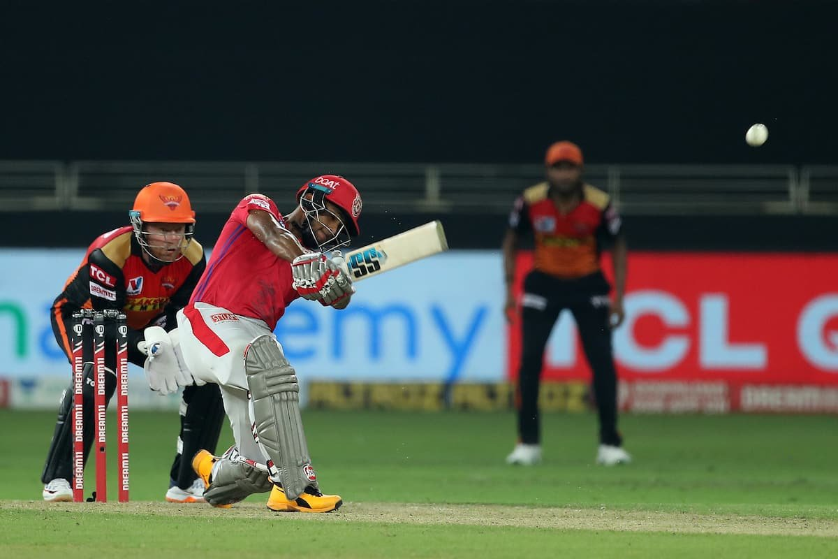 SRH vs KXIP: Nicholas Pooran scores Fastest Fifty of the season and second fastest of IPL History