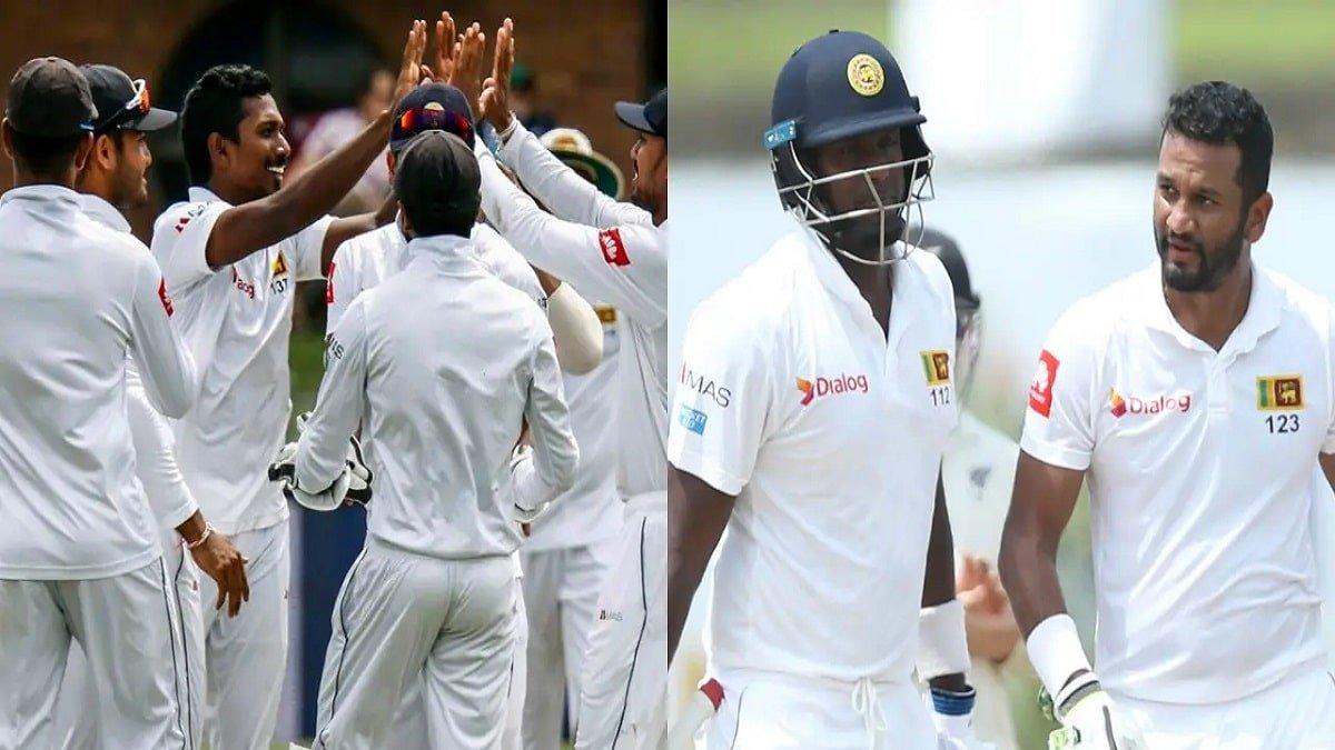 Sri Lanka announces its 22-men Squad for Test series against England, kick-start tomorrow