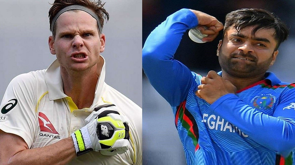 Steve Smith wins ICC Men's Test Cricketer of the Decade Award, Rashid Khan named in T20I's