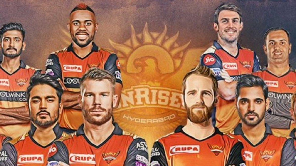 IPL 2020: SunRisers Hyderabad Full schedule and Results, Updated