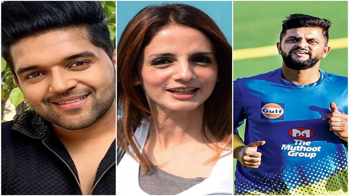 Suresh Raina, Guru Randhawa & Sussanne Khan among 34 arrested in a raid, granted bail