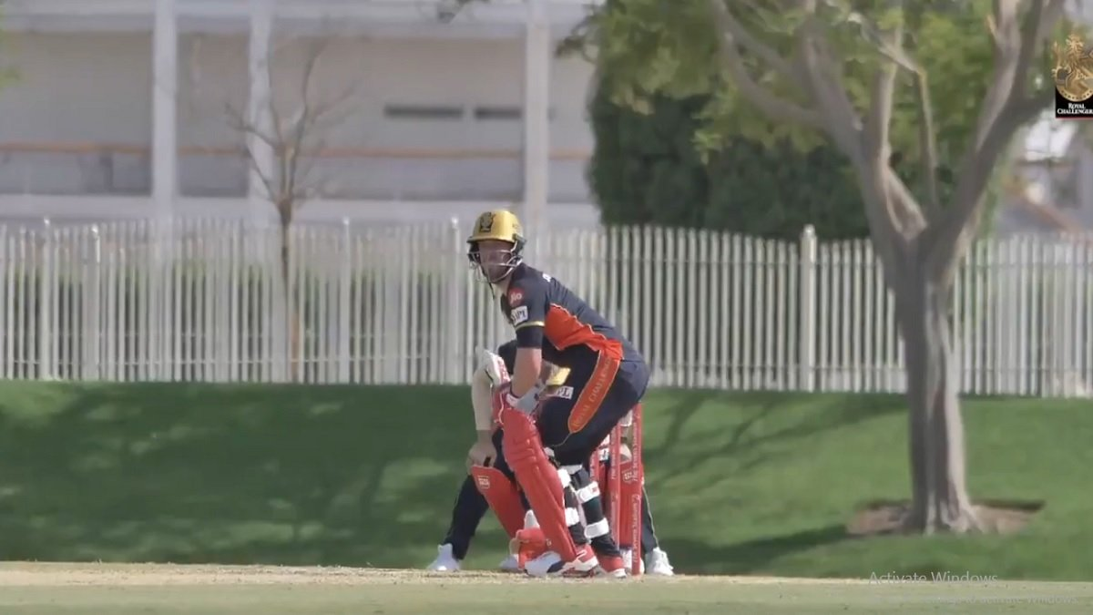 Team Chahal Beats Team Kohli in Royal Challengers Bangalore intra-squad match, watch